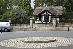 Entrance Lodge on North Rd Royalty Free Stock Image
