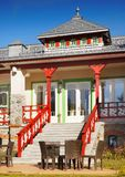 Luxury Hotel Strbske Pleso, High Tatras Stock Photography