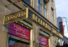 Madame tussaud wax museum Royalty Free Stock Image