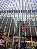 Entrance of Madison Square Garden, New York, USA Stock Photo