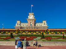 Entrance, Magic Kingdom Royalty Free Stock Images