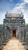 Entrance of Nalanda Gedige Royalty Free Stock Photography