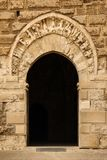 Norman Swabian Castle. Bari. Apulia or Puglia. Italy Royalty Free Stock Photo