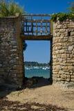 entrance odtwarzanie Fotografia Royalty Free