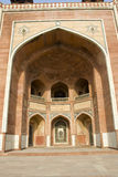 Entrance Of Humayun S Tomb Stock Photography