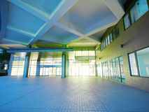 Entrance Of Modern Building Royalty Free Stock Images