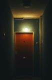 Entrance of an Old Apartment Royalty Free Stock Photography