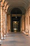 Entrance of palace Stock Photography