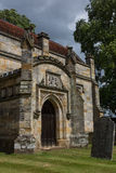 Entrance Penshurst church Royalty Free Stock Images