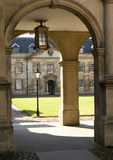 Entrance of Peterhouse Stock Photos