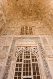 Entrance portico to Taj Mahal Royalty Free Stock Photography