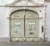 Entrance in Saarbruecken Stock Images