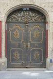 Entrance in Salzburg Stock Images