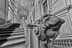 Entrance Stairs Royalty Free Stock Image