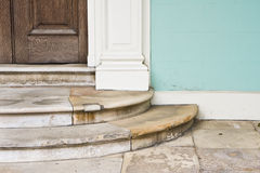Entrance steps Stock Images