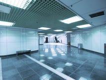 Entrance of subway Royalty Free Stock Photography