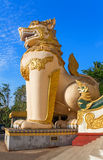 Entrance Swedagon Pagoda Stock Photography