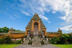 Entrance of Temple. Stock Photos