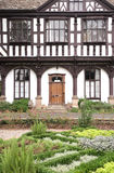 Entrance To A Timber Framed English House Royalty Free Stock Photo