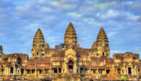 Free Entrance To Angkor Wat Temple - Siem Reap, Cambodia Stock Photo - 87315190