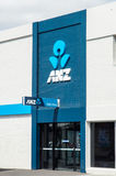 Entrance to the ANZ Bank branch in Springvale, Australia Stock Photography