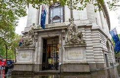 Free Entrance To Australia House On Strand, London, United Kingdom Stock Image - 159664631