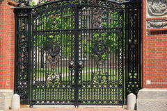 Free Entrance To Brown University, The Third College In New England, Providence,Rhode Island,2015 Stock Photos - 56806263