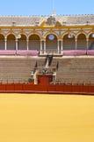 Entrance to bull arena, Seville, Spain Stock Photo