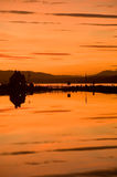 Entrance to Caledonian Canal. royalty free stock image