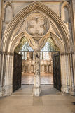 Chapter House at York Minster, UK Royalty Free Stock Photography