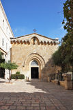 Entrance to the Church of St. Helena Stock Image