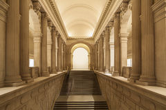 Entrance to Classical Style Building Royalty Free Stock Image