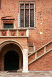 Collegium Maius Royalty Free Stock Photography