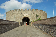 Entrance to Deal Castle Royalty Free Stock Photography