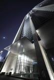 Entrance to dubai skyscraper Stock Images