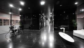 Entrance to dubai skyscraper Royalty Free Stock Photos