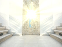 Entrance to heaven Royalty Free Stock Photography