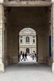 Entrance to Hotel des Invalides - Paris. Stock Photo