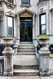 Entrance to the house Royalty Free Stock Photo