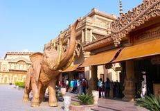 Free Entrance To Kingdom Of Dreams Stock Image - 30722461