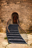 Entrance to Maidens tower Royalty Free Stock Photos