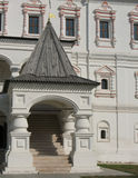 Entrance to Oleg Palace in the Ryazan Kremlin Stock Photography