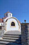 Entrance to the Orthodox Church Royalty Free Stock Image