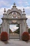 Entrance to the Parque del Buen Stock Image