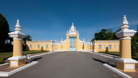 Entrance to the Royal Palace in Phnom Penh Stock Photo