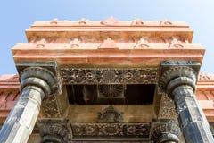 Entrance to Swami Vivekananda Rock Memorial in Vavathurai, Kanyakumari Stock Image