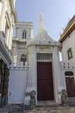 Entrance to temple at Wat Phra Kaeo Royalty Free Stock Photos