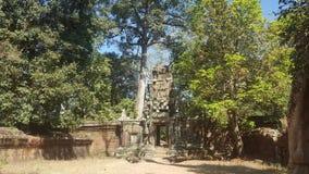 Cambodia. Phimeanakas Temple. Angkor Thom city. Siem Reap province. royalty free stock image