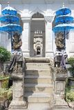 Entrance to Water Palace in Bali, Indonesia Stock Photos
