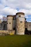 Entrance tower of London Royalty Free Stock Photography